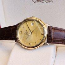 Omega De Ville Prestige Yellow gold 36.5mm