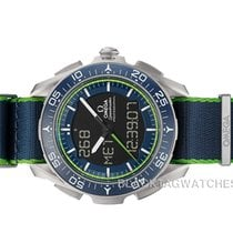 Omega Speedmaster Skywalker X-33 Titan 45mm Blau