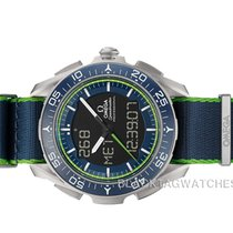 Omega Speedmaster Skywalker X-33 Titanium 45mm Blauw