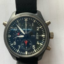 IWC Pilot Chronograph Top Gun IW379901 2008 pre-owned