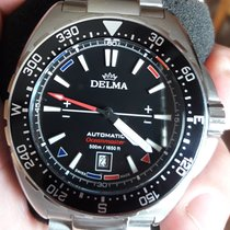 Delma Steel 44mm Automatic 41701.670.6 pre-owned