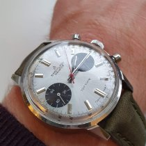 Breitling Top Time Steel 36mm Silver