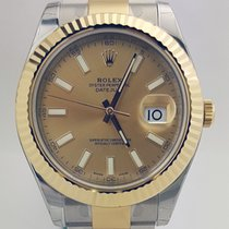 ロレックス (Rolex) Datejust II 41mm /Gold and Steel /18K Yellow...