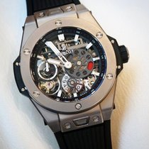 Hublot Big Bang Meca-10 Titanium 45mm UAE, Gold and Diamond Park Bulding #5 Dubai