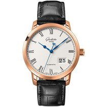 Glashütte Original Senator Panorama Date Rose gold 40mm White Roman numerals United States of America, Pennsylvania, Holland