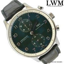 IWC Portoghese IW371430 chronograph Boris Becker Edition 2006