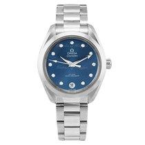 Omega Seamaster Aqua Terra Acier 34mm Bleu