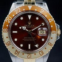 "Rolex 1987 Rolex Two Tone GMT Master (Ref. 16753) ""Root..."