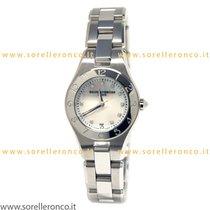 Baume & Mercier Linea M0A10011 BAUME & MERCIER Linea Quarzo Donna Diamanti 27mm nowość