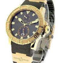 Ulysse Nardin 266-33-3A/925 Maxi Marine Diver Chronometer with...