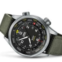 Oris Big Crown ProPilot Altimeter 01 733 7705 4164-Set 5 23 14FC 2017 новые