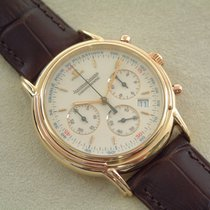 Jaeger-LeCoultre Odysseus Yellow gold 33mm White No numerals