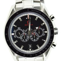 Omega Speedmaster Broad Arrow new Automatic Watch with original box and original papers 321.30.44.52.01.001