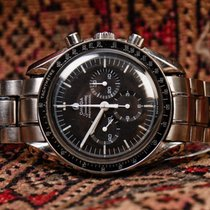 Omega Speedmaster Professional Moonwatch Ατσάλι 42mm Μαύρο Xωρίς ψηφία Ελλάδα, Αθήνα