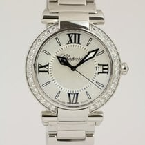 Chopard Imperiale Staal 36mm Zilver Romeins Nederland, The Netherlands