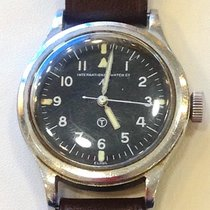 IWC Mark XI Vintage Military Pilots Mechanical Wrist Watch 1952