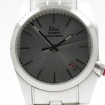 Dior Chiffre Rouge Steel 36mm Silver