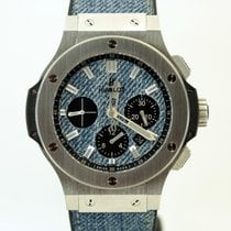 Hublot Big Bang Jeans Stahl 44mm