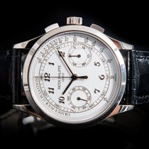 Patek Philippe Chronograph White gold 39mm Arabic numerals
