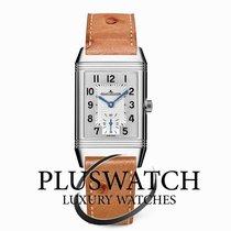Jaeger-LeCoultre Reverso Classique nieuw Handopwind Horloge met originele doos en originele papieren Q2438521    Q 2438521