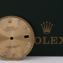 Rolex Mens Champagne Concentric Arabic Dial for Datejust model...