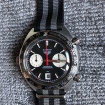 Heuer 1163 Steel 1970 42mm pre-owned