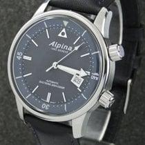 Alpina Seastrong Steel 42mm