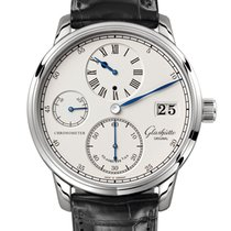 Glashütte Original Senator Chronometer Regulator Or blanc