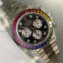Rolex 116599RBOW White gold Daytona pre-owned