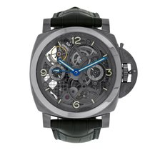 Panerai Special Editions Titanium 47mm Grey Arabic numerals United States of America, New York, New York