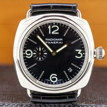 Panerai Radiomir (Submodel) pre-owned 40mm White gold