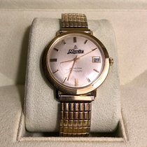 Hamilton Yellow gold Automatic Thin-O-Matic pre-owned United States of America, Texas, Austin