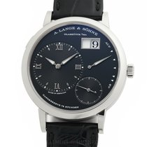 A. Lange & Söhne Grand Lange 1 new Manual winding Watch with original box and original papers 117.028