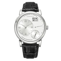A. Lange & Söhne 101.025 Platinum Lange 1 38.5mm pre-owned United States of America, Connecticut, Greenwich