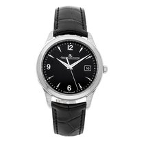 Jaeger-LeCoultre Master Control Date Steel 39mm Black Arabic numerals United States of America, Pennsylvania, Bala Cynwyd