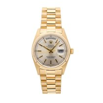 Rolex 18038 Yellow gold Day-Date 36 36mm pre-owned United States of America, Pennsylvania, Bala Cynwyd
