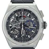 Zenith 95.9000.9004/78.R582 Titanium Defy El Primero 44mm pre-owned United States of America, Illinois, BUFFALO GROVE