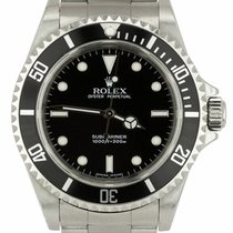 Rolex 14060 Steel Submariner (No Date) 40mm pre-owned United States of America, New York, Smithtown