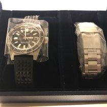 Seiko Marinemaster neu 2017 Automatik Uhr mit Original-Box und Original-Papieren SLA017J1 limitiert 1/2000 weltweit