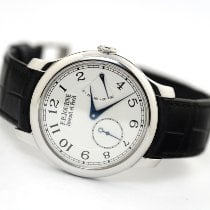 F.P.Journe Platinum 40mm Manual winding Chronsourvplat pre-owned United States of America, Florida, Aventura