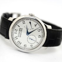 F.P.Journe Platinum 40mm Manual winding Chronsourvplat pre-owned