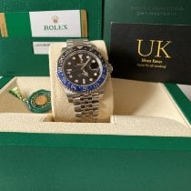 Rolex 126710BLNR Steel 2019 40mm new