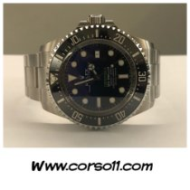 Rolex Sea-Dweller Deepsea 126660 2019 новые