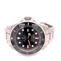 Rolex Sea-Dweller Deepsea Steel 44mm Black No numerals United States of America, Florida, Clearwater