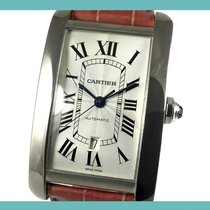 Cartier Tank Américaine 2928 2008 pre-owned