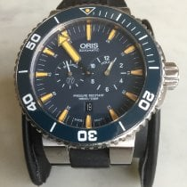 Oris Tubbataha Limited Edition Titane 46mm Bleu