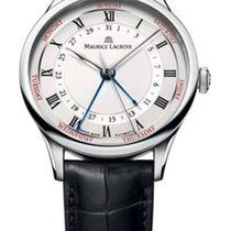 Maurice Lacroix Masterpiece Cinq Aiguilles neu Automatik Uhr mit Original-Box