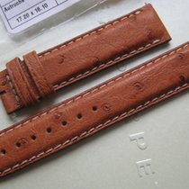Jaeger-LeCoultre New Watch Strap Band Gold Ostrich Leather ...