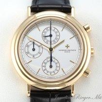 Vacheron Constantin Chronograph 47001 Gelbgold 750 Automatik
