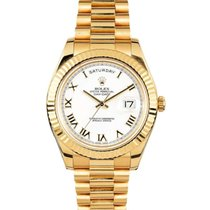 Rolex Used 218238_used Mens President II Day Date in Yellow...
